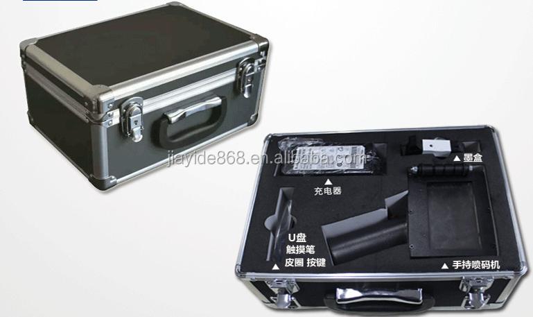 JYD 2019 Best Verkopende Nieuwe Ontwerp High Definition TIJ Draagbare Handheld QR Code Vervaldatum Inkjet Printer Factory Sales