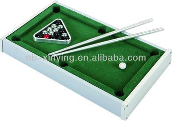 Mini Aluminum Pool Table GameTabletop Games Buy Mini Aluminum - Aluminum pool table
