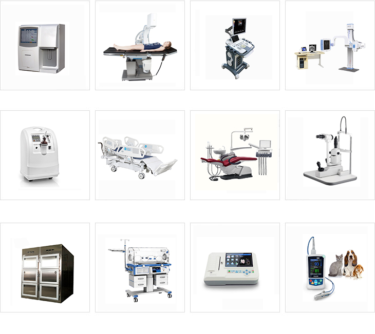 Hot selling 5 sections  icu electrical hospital bed  price