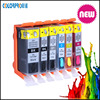 Wholesale Ink Cartridge PGI 525 CLI 526 Compatible for Canon PIXMA IP 4850.MG5150.MG5250