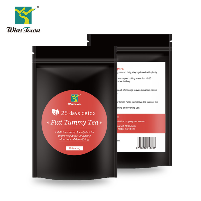 Private Label Manufacturers Wholesale Fat Burner Slimming Weightloss Tea Detox
