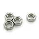 Stainless steel DIN934 M15 hex nut