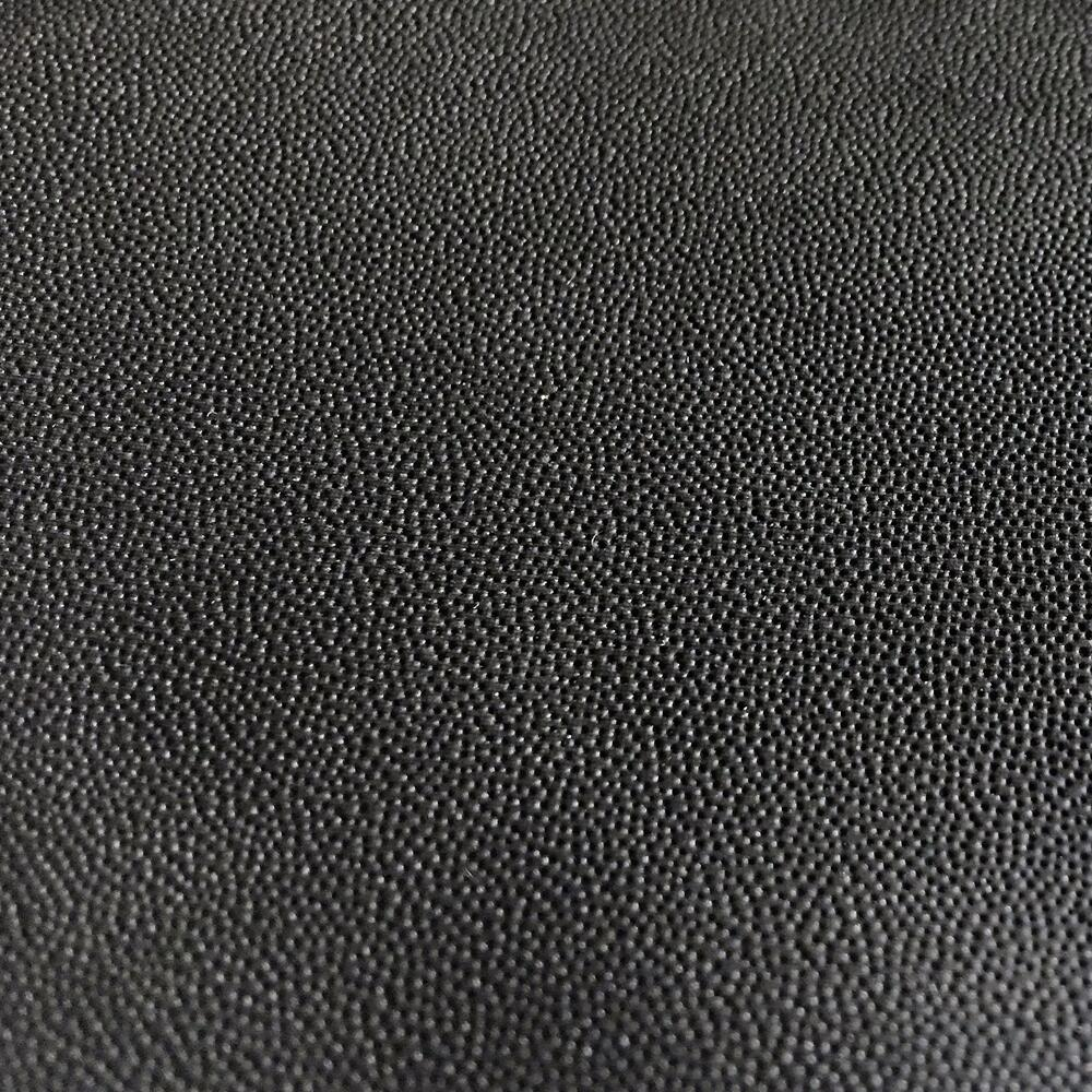 Embossed Glove Pu Coated Leather Fabric With Pore Grain