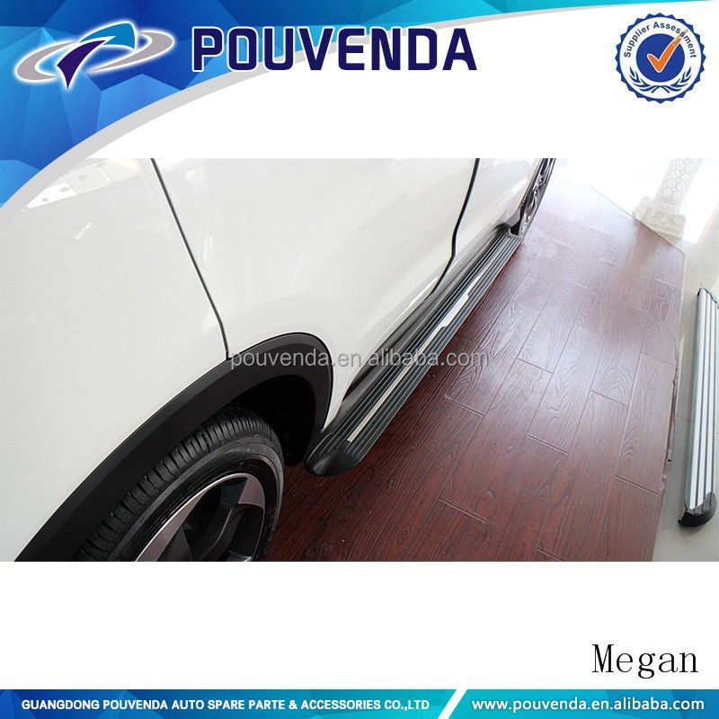 Side step Running boards For Honda Vezel auto accessories From Pouvenda manufacturer