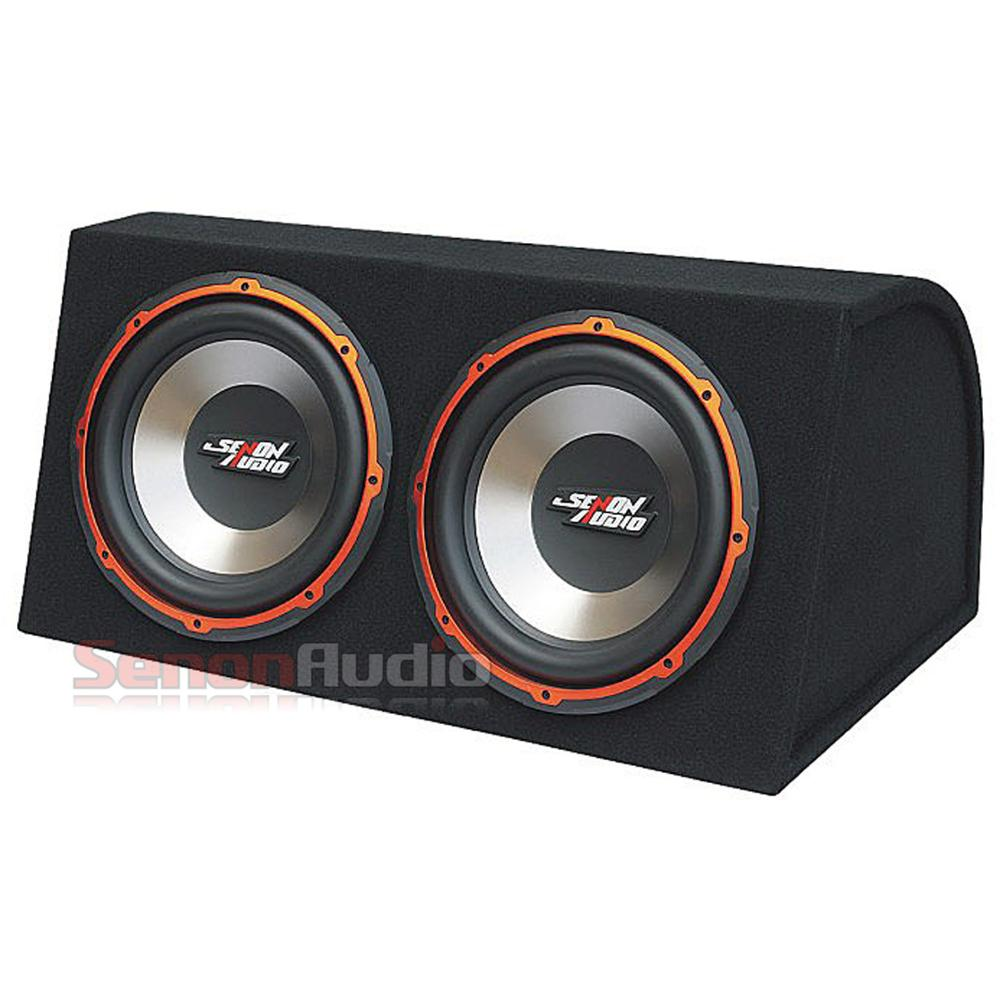 Car Audio System >> Dual 12 Subwoofer Cabinet Car Music System With Woofer Cheap Bass Systems For Cars View 12 Subwoofer Cabinet Senon Audio Product Details From