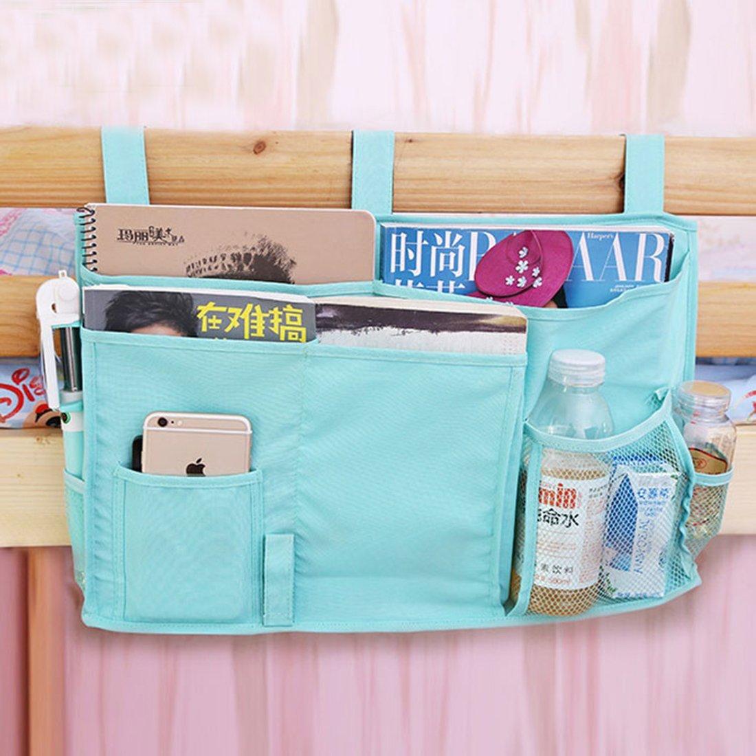 Brembo Multipurpose Oxford Bedside,Dormitory,Baby Bedside,Baby Cart,Car Storage Organizer Bag