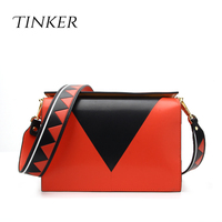 Genuine leather 2018 Custom Womens Clutch Bag Leather Handbag