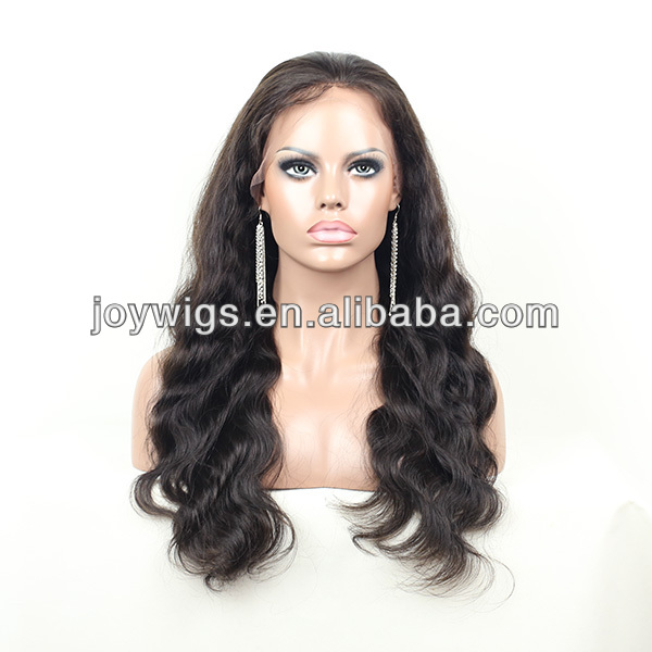 New arrival 100% kosher virgin russian hair full lace wig