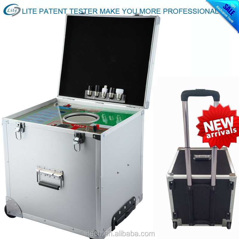 Intelligent Spectroradiometer box LED light tester lumen demo case for luminous flux