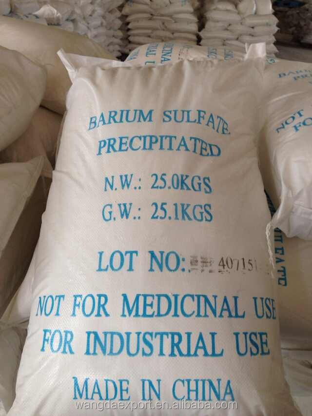 Barium Sulphate BaSO4 organic trading chemicals