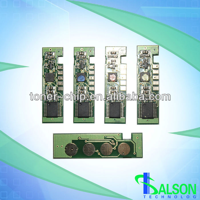 Reset chip for Samsung CLP 362 363 364 365W 367W 368 T406 toner chip