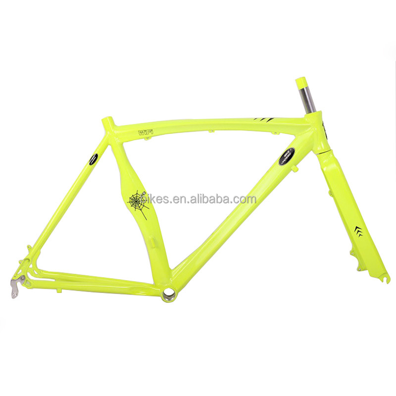 Anpassen Großhandel rennrad Rahmenset 700C Fixie Bike rahmen ...