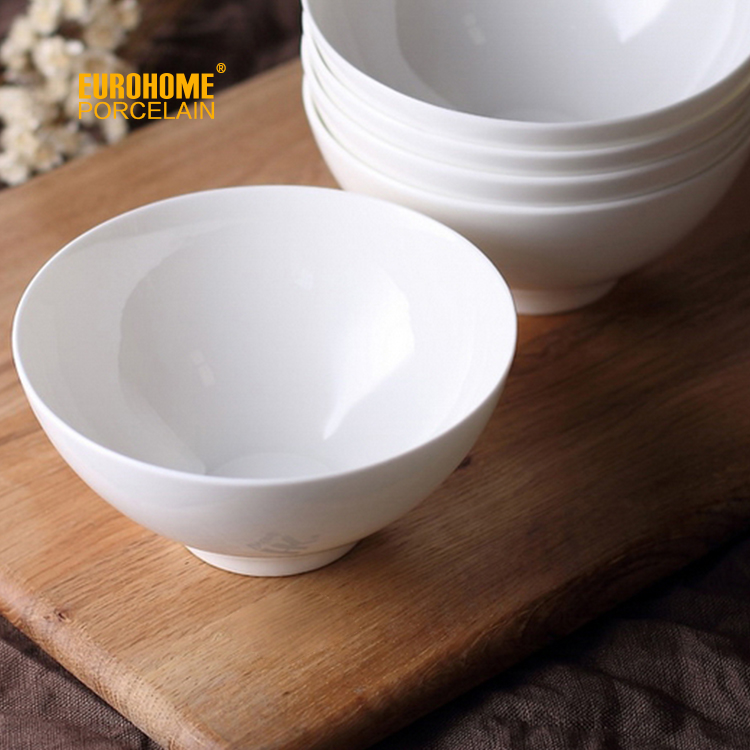 guangzhou wholesale custom hotel restaurant banquet wedding daily use ceramic serving bowl