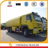 4x2 and 6x4 China made oil tanker truck for sale
