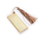 Korean Creative Gold-plated Hollow Bookmarks, Stainless Steel Metal Etching Bookmarks Customization