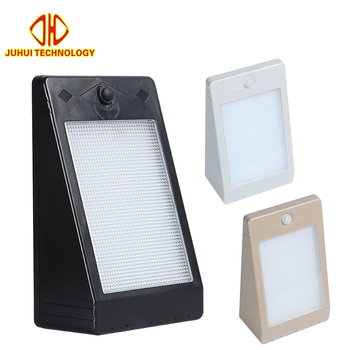 China Best 10 w smd IP65 outdoor Waterproof Garden Led solar wall light