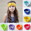 Girls babies fishion elastic fabric Twisted Hair Band