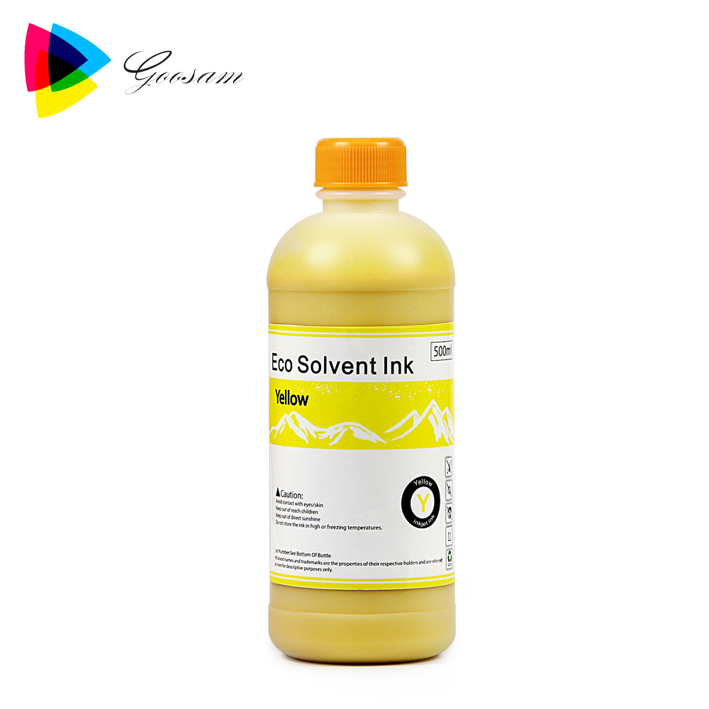 Eco Solvent Ink For Epson L1300 Printer Buy L1300eco Product On Alibaba