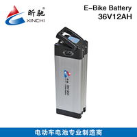 rechargeable 24v 10ah ebike battery pack with high quality and long cycle life