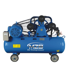MZB 200L 250L 300L 500L 7.5KW <span class=keywords><strong>10HP</strong></span> cinturón de <span class=keywords><strong>compresor</strong></span> de aire