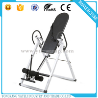 Adjustable height inversion table for home gym fitness equipment in zhejiang commodity