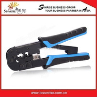 RJ45 Crimp Tool With Ratchet