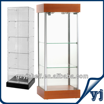 Different Kinds Of Wall Mount Glass Display Cabinets/light Up ...