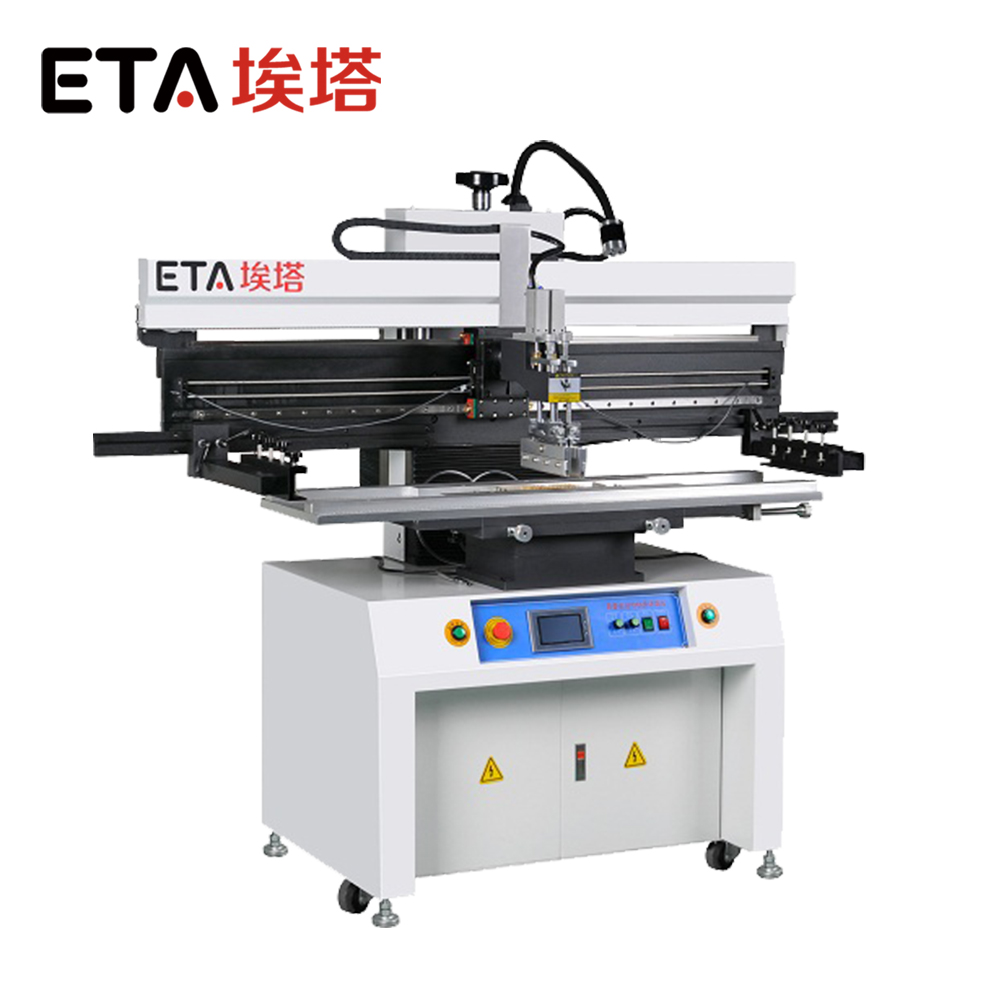 High Precise SMT Semi-auto Solder Stencil Printer for sale Stencil Printer SMT