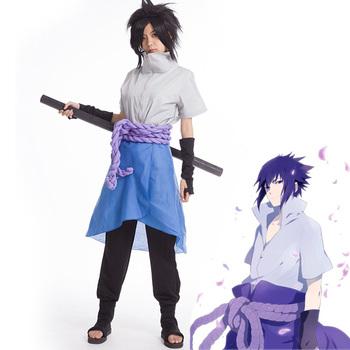 Hot Japanese Anime Naruto Uchiha Sasuke Cosplay Costume For Boys Buy Naruto Cosplay Costumescosplay Costumes For Boysjapanese Cosplay Costumes