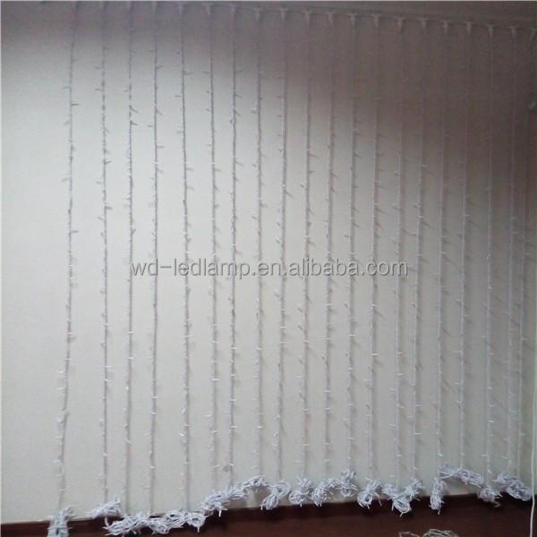 Wholesale Cheap Decorative Led Curtain Light Led Light Curtain ...