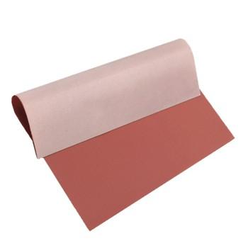 haute temp rature r sistant la chaleur thermique collant silicone isolant feuille buy. Black Bedroom Furniture Sets. Home Design Ideas