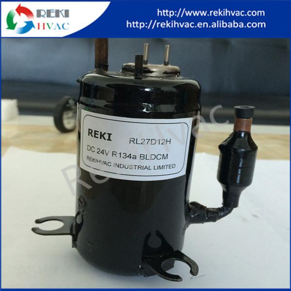 System Operation Miniature Air Conditioner Compressor For