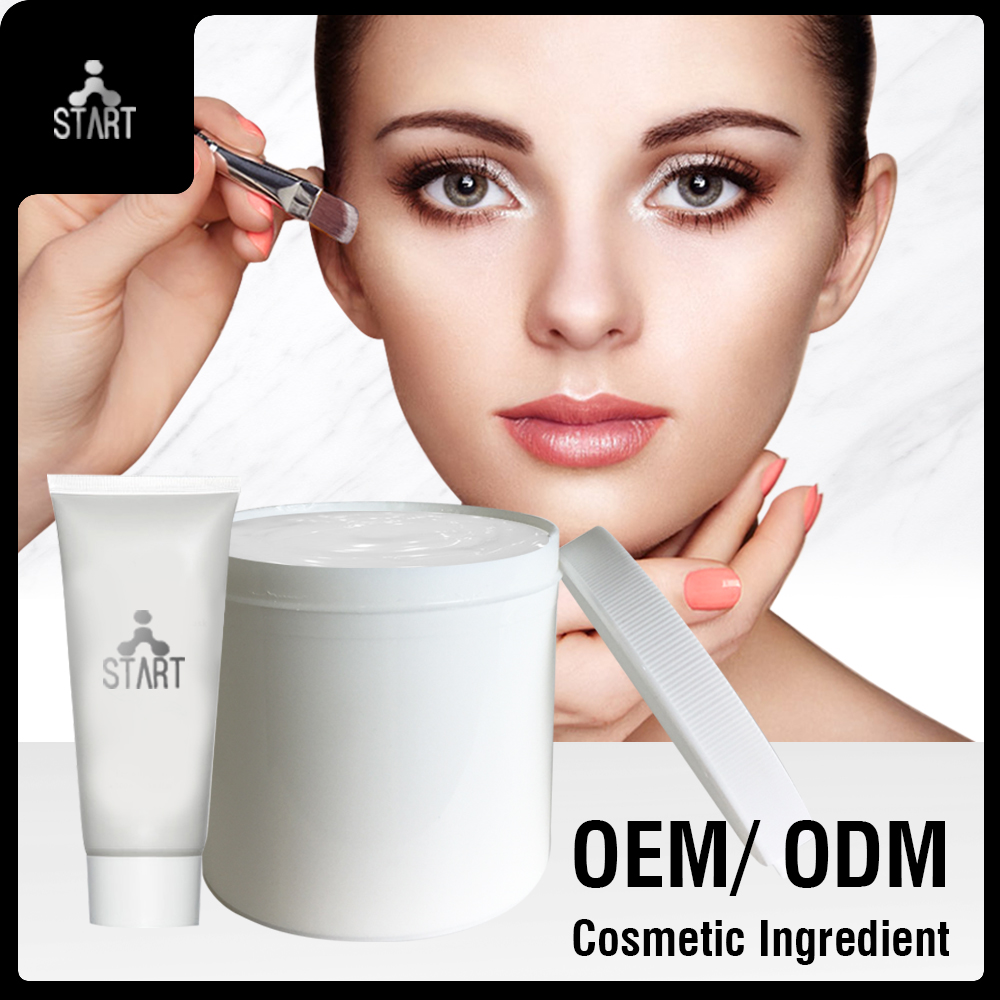 OEM ODM Pure mineral powder factory hot sale Silk makeup cream primer for makeup base