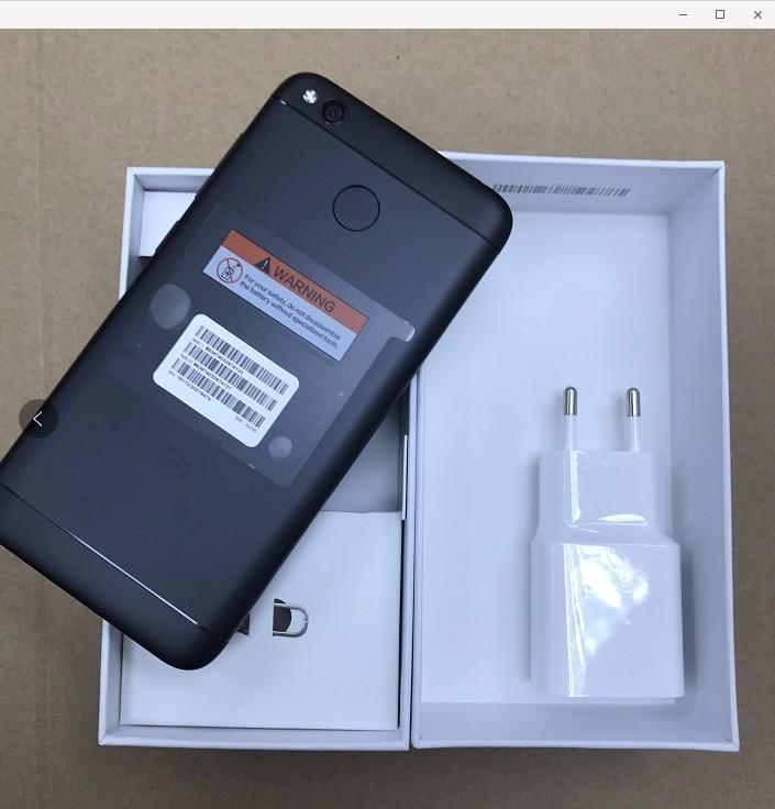 Global Version Xiaomi Redmi 4x Mobile Phone 3gb Ram 32gb Rom Snapdragon435  13mp 4100mah Miui8 Eu Charger - Buy Redmi 4x Global Version,Redmi 4x,Xiaomi