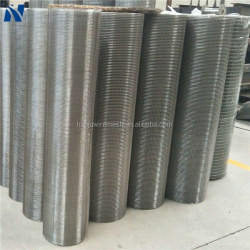 China supplier stainless steel welded wire mesh/wire netting rolls