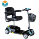 CE Certificated Cheap Price 4 Wheels Lightweight Foldable Mobility Scooter