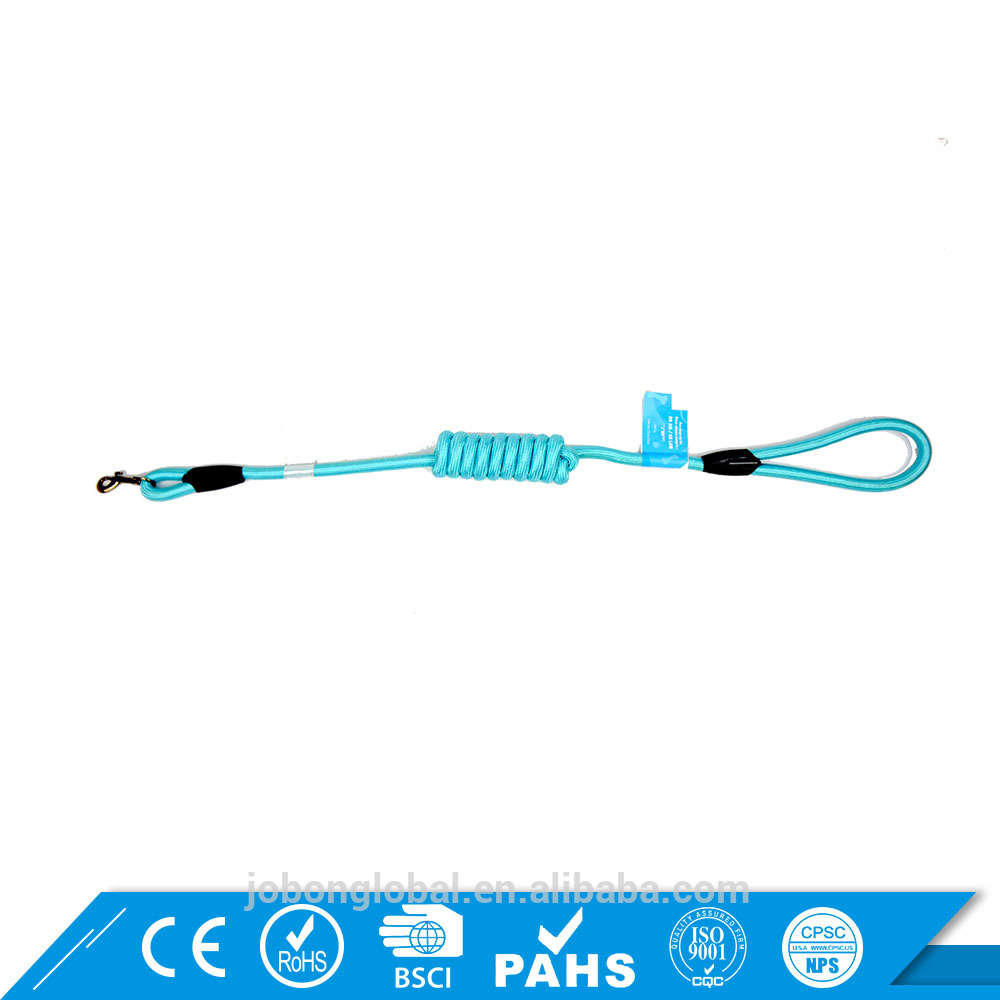 FDA galvanization dog leash retractable