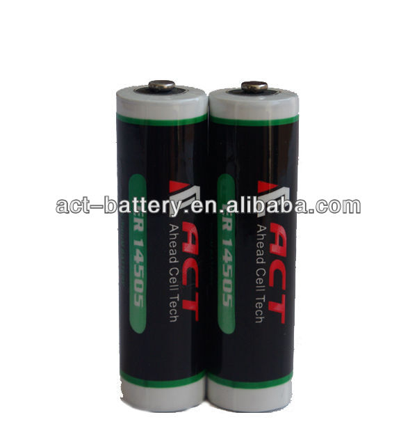 Saft 3.6V AA Lithium battery LS14500