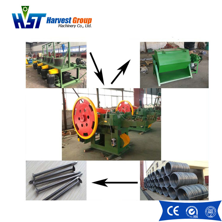 metal drawing machinery / steel wire drawing machine/Copper wire drawing machine