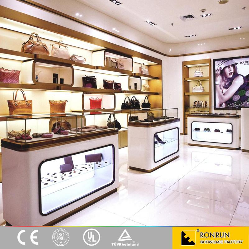 Retail garment shop interior design shop counter design for ...