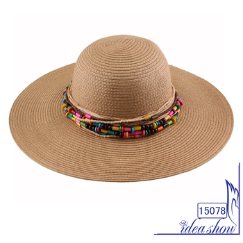 a453d1e4abbe2 Lifeguard Straw Hat Straw Surf Bead Summer Hat - Buy Bead Summer Hat ...