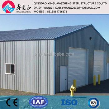 Self Storage Unit Warehouse Construction
