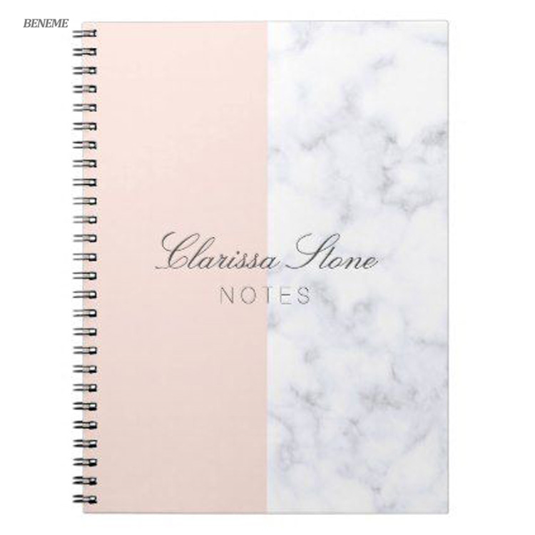 2019 A5 Size Wholesale Custom Printed Refill Monthly Planner