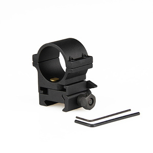Tactical military hunting shooting equipment riflescope 20mm rails weaver scope mounts 30mm