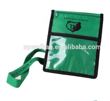 customized wholesale personalized travel document holder with logo