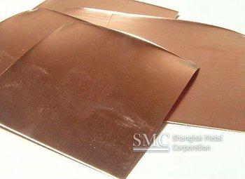 Copper Sheet For Moonshine Still Manufacturing