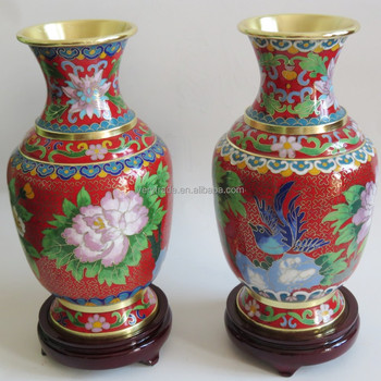 Handmade Cloisonne Chinese Vases Buy Chinese Vasecloisonne