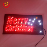 2018 Hot New style Alibaba express low price led sign board , led glow sign boards for shops Pass with CE & ROHS & UL
