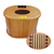 one person home portable far infrared foot sauna hemlock far infrared foot massage sauna(FBB-A180)