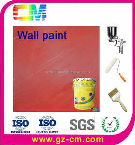 Texture wall paint- acrylic crack proof soft touch coating